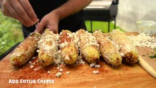 Healthy Grilled Corn Recipe By Traeger Grills