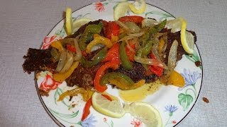 How To Prepare Grilled Tilapia