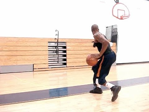 Slow-Mo Move: Crossover Step, Back-Thru-Behind, Crossover Finish | @DreAllDay | Dre Baldwin
