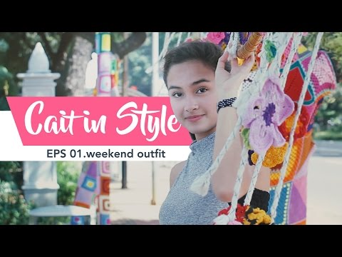 Caitlin In Style - NGE-DATE/ HANGOUT LOOK IDEAS (+ HAIR & MAKE UP) | ROSE & GREASE