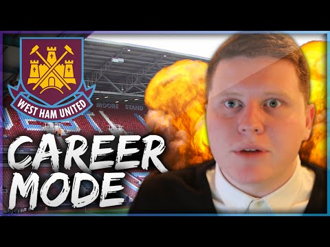 FIFA 15 | BRAND NEW WEST HAM CAREER MODE SERIES!
