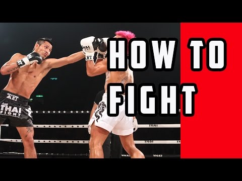 HOW TO FIGHT - The Jab Punch - Secret to winning