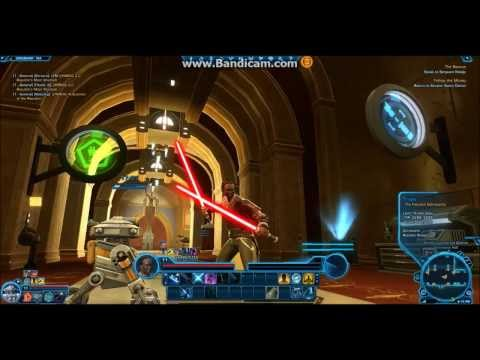 SWTOR - How to get color crystals on low level [May not work]