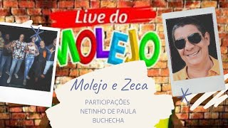 Grupo Molejo Live Facebook 14/05/18