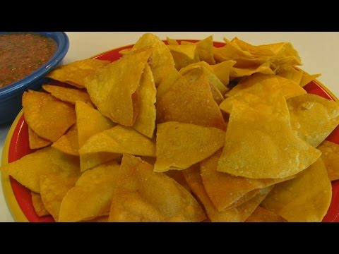 Betty's Deep-Fried Corn Tortilla Chips