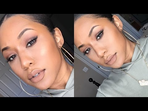 EVERYDAY BEAT FACE FOR BROWN SKIN | 2017