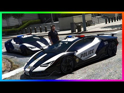 GTA 5 Online Police/Cop DLC Update - Vehicles, Features & 5 Reasons Why It Would Work! (GTA 5 DLC)