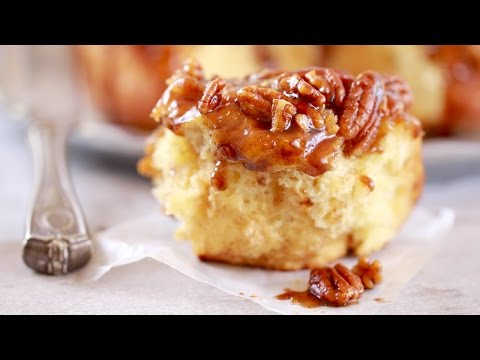 Best-Ever Sticky Buns (No Machine) - Gemma's Bigger Bolder Baking Ep  135