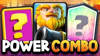 Download He's DESTROYING w/ New ROYAL GIANT Combo Deck! Video