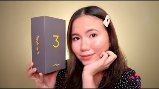 REALME 3 UNBOXING & QUICK REVIEW