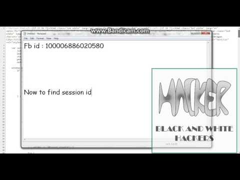 How to find facebook id and session id for Dragon City [Easy]