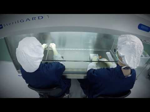 Inside Our Good Manufacturing Practice Facility: Turning Research into Life-Saving Treatment