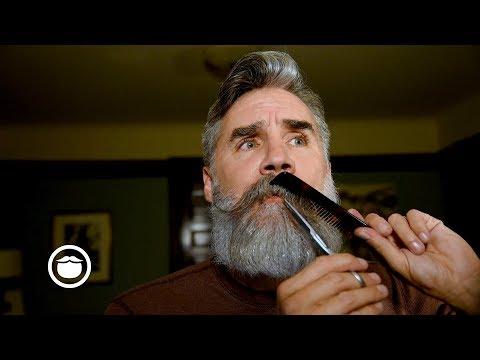 Taming the Beast: Mustache Trimming Tutorial | Greg Berzinsky
