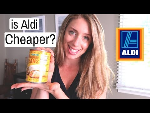 ALDI VEGAN HAUL | Is it really cheaper?