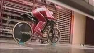 Recorde de Velocidade em Bicicleta