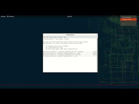 How to install something.... ANYTHING in the OpenSuse terminal
