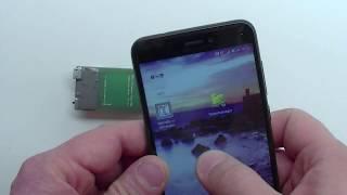 Da Vinci Jr NFC Hack Android App Screen Recording