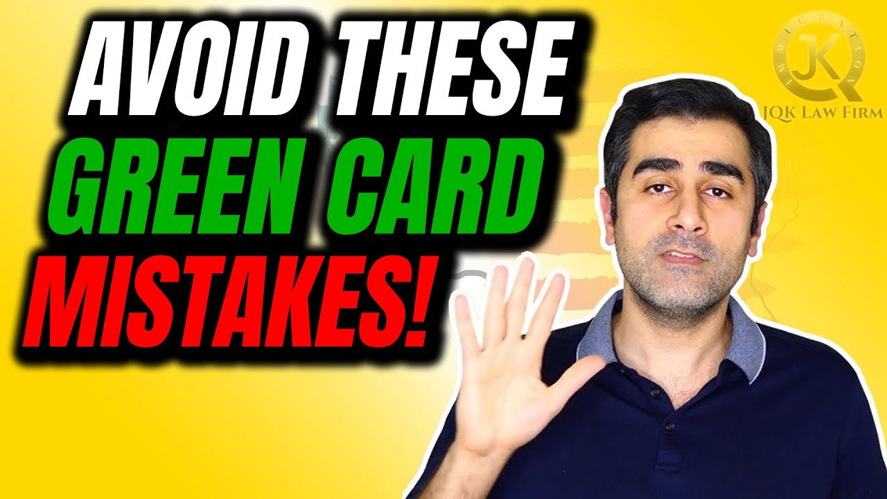 DENIED! 5 Reasons Green Card Cases Are Rejected