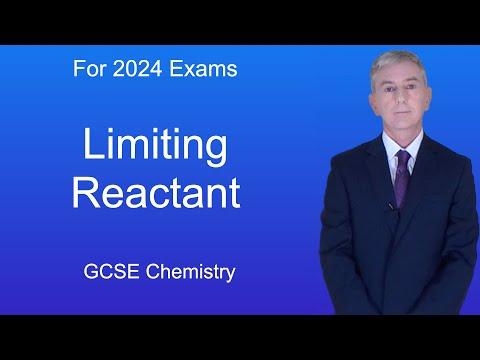 GCSE Science Chemistry (9-1) Limiting reactant