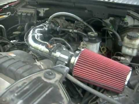 Ford 2V 5.4 Expedition Spectre Cold Air Intake Self-Made Kit
