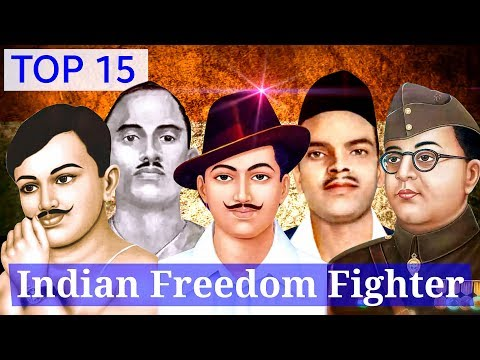 INDIAN FREEDOM FIGHTER | TOP 15 | inspiring video HD