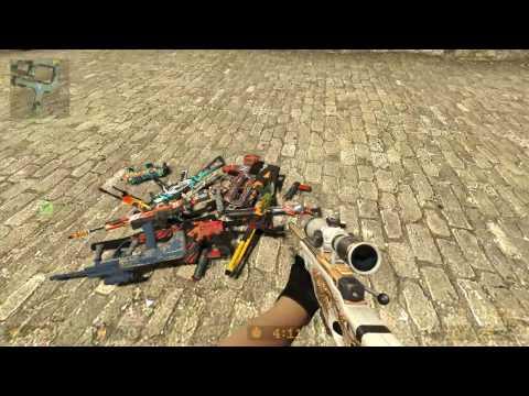 counter strike source skins
