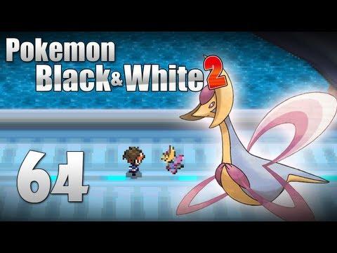 Pokémon Black & White 2 - Episode 64 [Catching Cresselia]