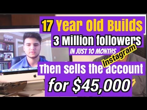 How to Make Money & Gain Followers on Instagram 2017