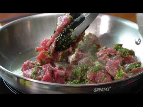 Steak Burrito Bowl | with Greatist