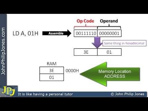 Machine Code Instructions