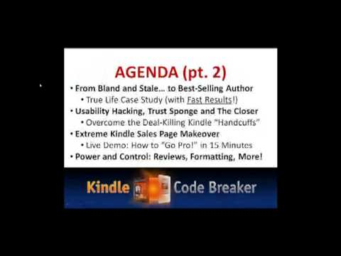Make Money Selling eBooks on Amazon Kindle