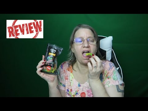 Kushie Edibles Gummy Worms