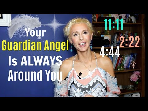 Your GUARDIAN ANGEL Is ALWAYS  Around You