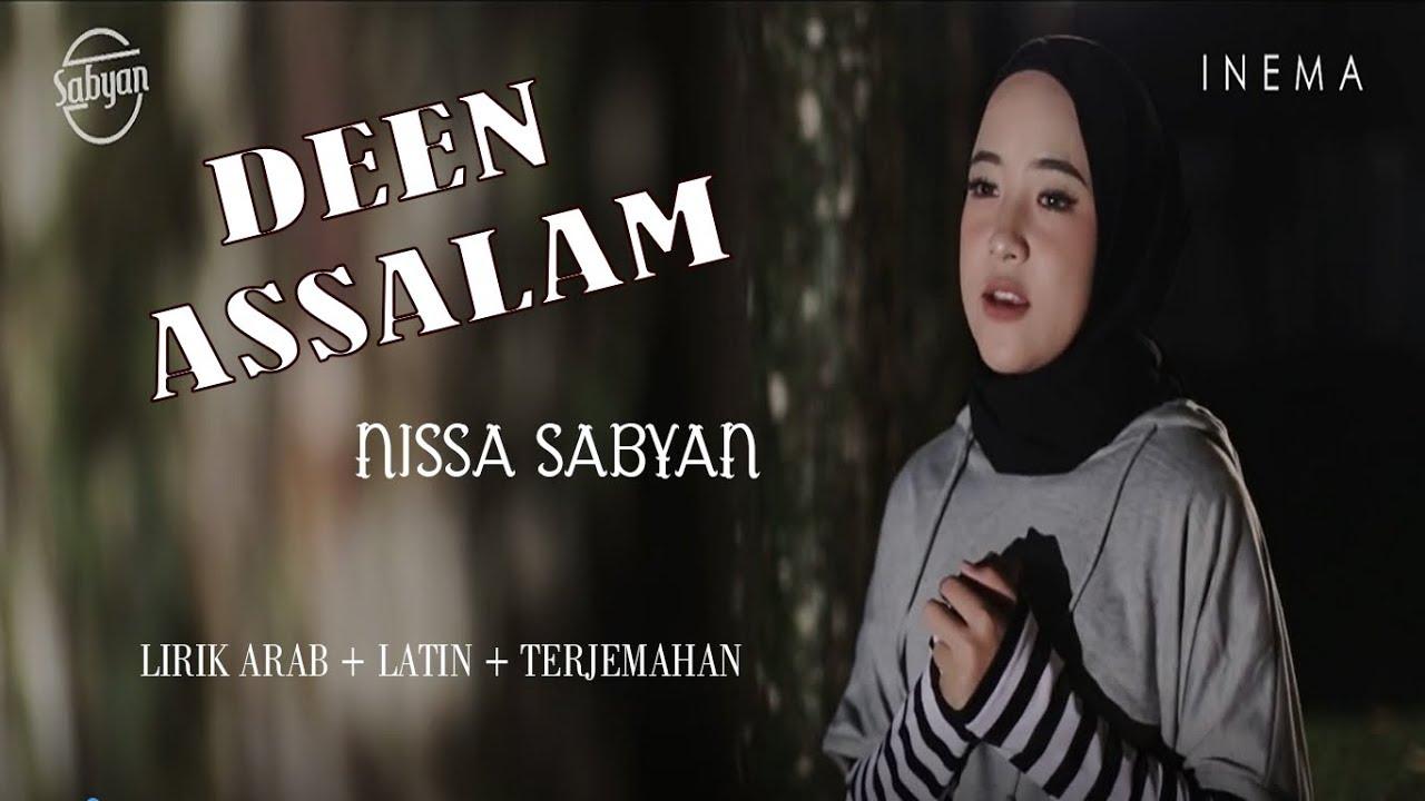 Lagu sabyan assalam download nissa deen cover Download Lagu