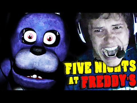 JUMP SCARE! - Let's Play FIVE NIGHTS AT FREDDY'S