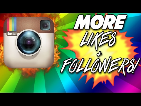 How to Get Unlimited Free Instagram Likes & Followers -2017