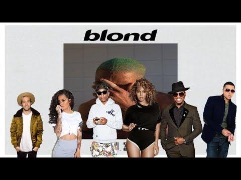 Celebrities Talk About Frank Ocean (Beyoncé, Pharrell, Kehlani, Ne-Yo & more)