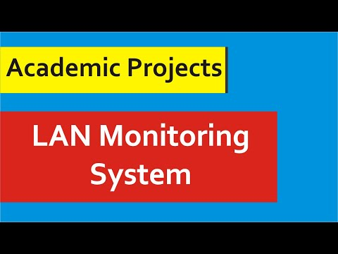 Java Project With Source Code - LAN Monitoring System Using Java