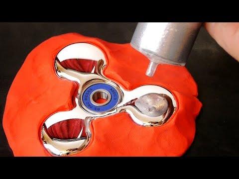DIY Classic Gallium Fidget Spinner