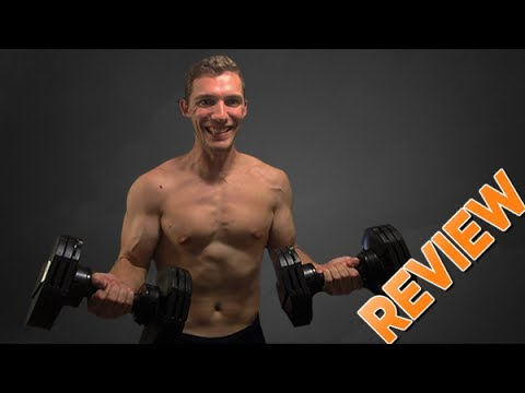Core Fitness Dumbbells Review - Are They The Best Home Exercise Dumbbells?