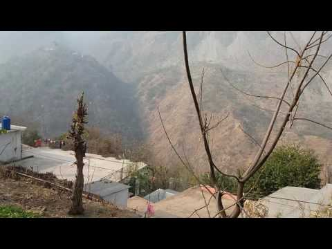 Pakistan Mountains/village near murree called Abassayian village.