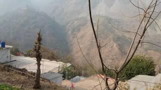 Pakistan Mountains/village near murree called Abassayian village.