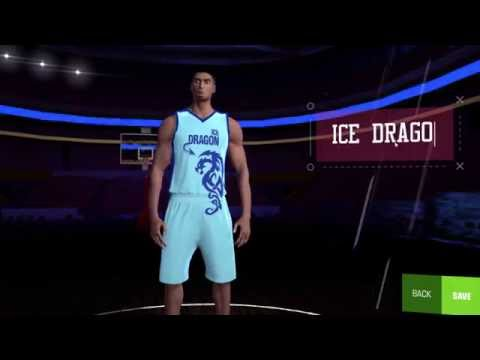 Basketball Jersey Creator - My Basketball Team: Manager Game