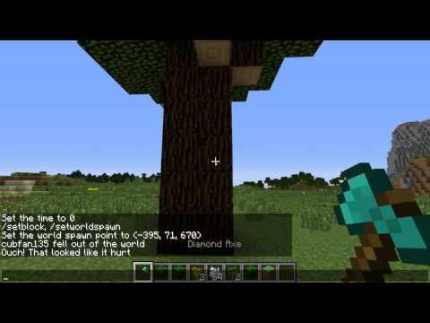Minecraft 1.7 Snapshot Week 43 (13w43a)- New Trees!