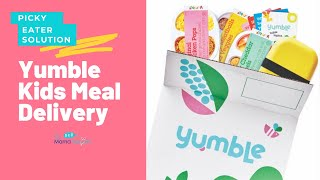 Yumble Kids Meal Delivery 2020 Updated Review #pickyeaters #kidsmealdelivery