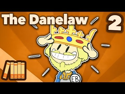 The Danelaw - The Fall of Eric Bloodaxe - Extra History - #2
