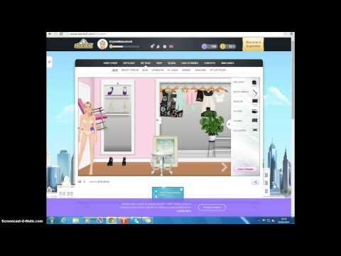 how to get free clothes and maybe starcoins on stardoll