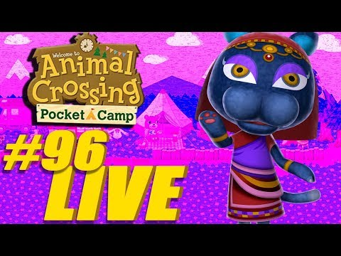 Your Fortune is Disappointment!!! - Animal Crossing: Pocket Camp Live Stream