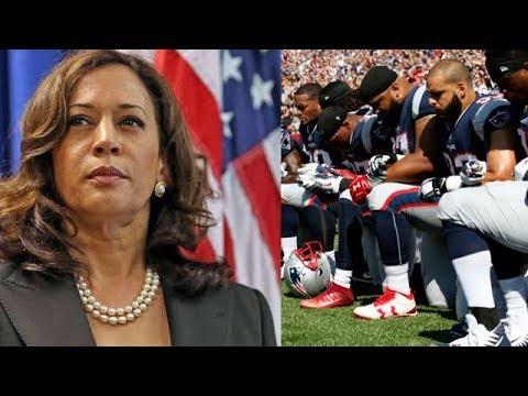 Kamala Harris: My Opinion of NFL National Anthem Protests