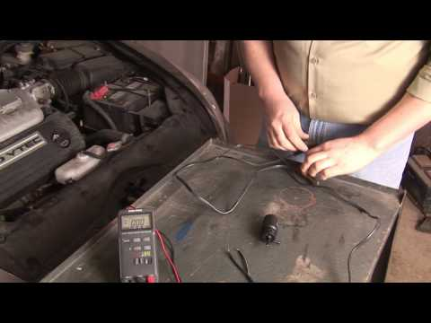 Auto Repair & Mechanics : How to Troubleshoot a Windshield Washer Pump